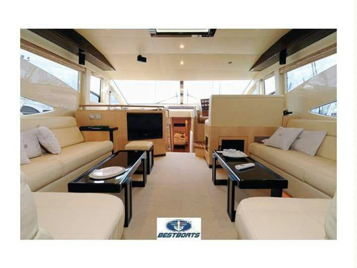 56ft well furnished